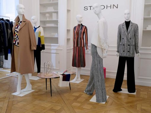 St. John – Paris Showroom