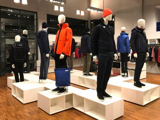 North Sails – Milan Showroom